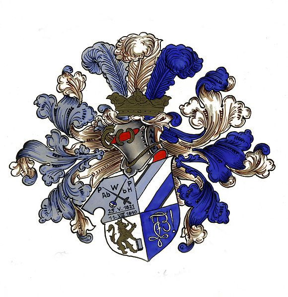 Arms of Corps Bavaria Erlangen
