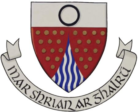 Arms of Irish Society of Clinical Microbiologists