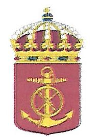 Coat of arms (crest) of the 34th Support Squadron, Swedish Navy, Swedish Navy