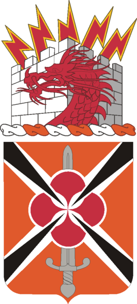 Coat of arms (crest) of the 39th Signal Battalion, US Army