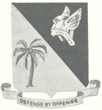 Coat of arms (crest) of the 53rd Fighter Group, USAAF