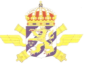 Coat of arms (crest) of the 6th Air Defence Regiment Göta Air Defence Regiment, Swedish Army