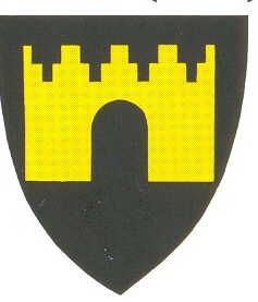 Coat of arms (crest) of the 1st Brigade, Norwegian Army