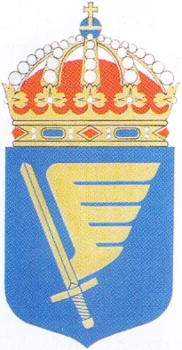 Coat of arms (crest) of the Army Flying Center, Swedish Army
