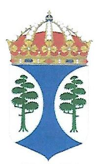Coat of arms (crest) of the HMS Furusund, Swedish Navy