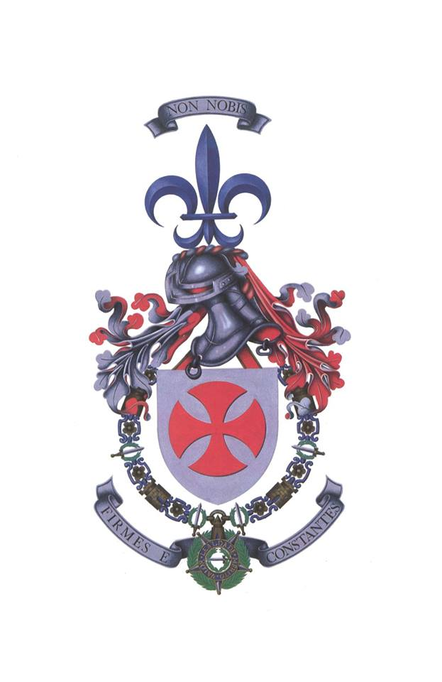 Coat of arms (crest) of the Infantry Regiment No 15, Portuguese Army