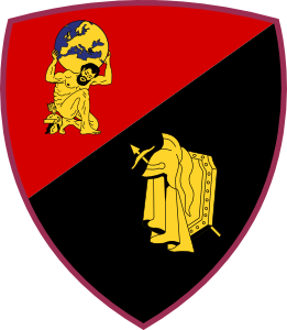 Coat of arms (crest) of the Engineer Command, Italian Army
