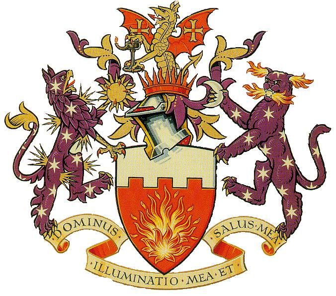 Arms of Worshipful Company of Lightmongers