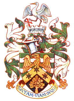 Arms (crest) of North Kesteven