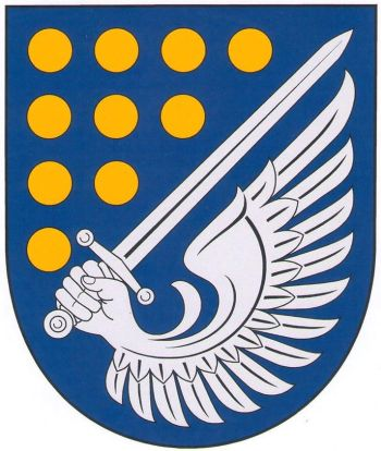 Arms of Service to prevent and combat money laundering (Moldova)
