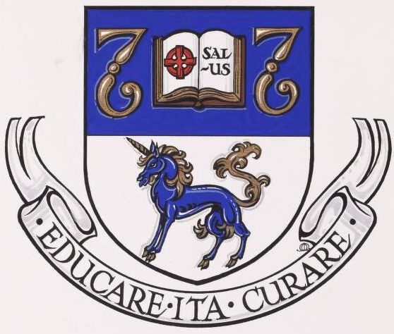 Arms of Irish Health Services Management Institute