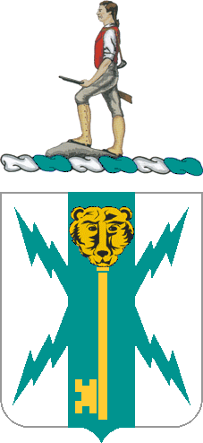 Coat of arms (crest) of the 309th Military Intelligence Battalion, US Army