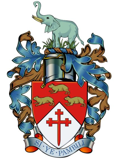 Arms (crest) of Bulawayo