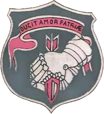 Coat of arms (crest) of the 459th Bombardment Group, USAAF