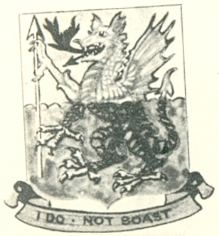 Coat of arms (crest) of the 57th Service Group, USAAF