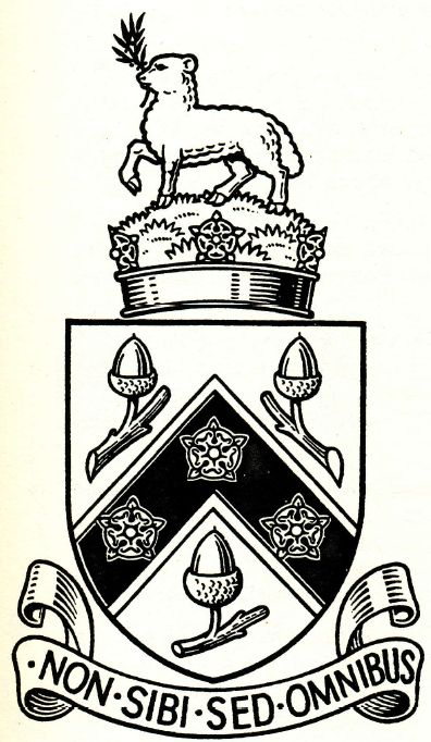 Coat of arms (crest) of Ackworth School