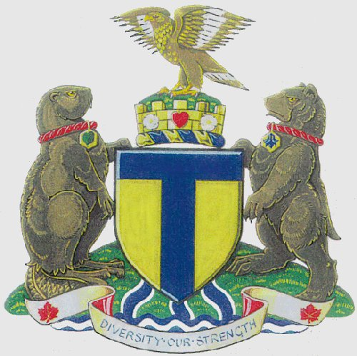 Arms (crest) of Toronto