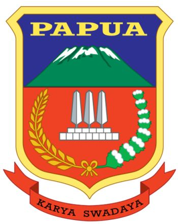 Arms of Papua