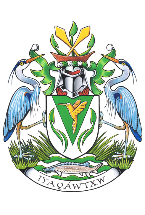 Coat of arms (crest) of University of the Fraser Valley