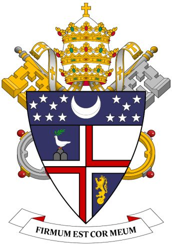 Arms of Pontifical North American College