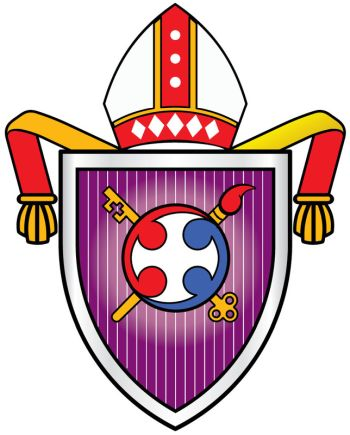 Arms (crest) of the Diocese of Seoul