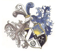 Arms of Corps Palaeo-Teutonia zu Aachen