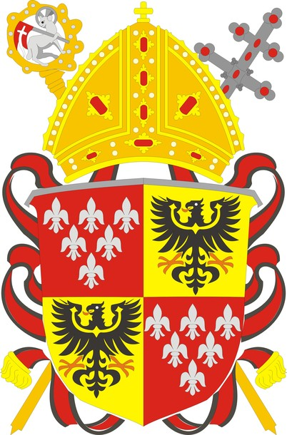 Arms (crest) of Archdiocese of Wrocław