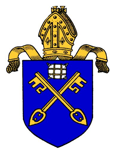 Arms (crest) of Diocese of Bradford