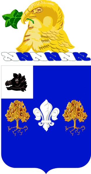 Arms of 39th Infantry Regiment, US Army