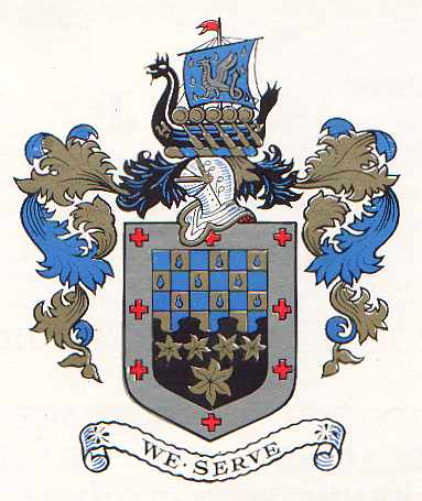 Arms (crest) of Wandsworth