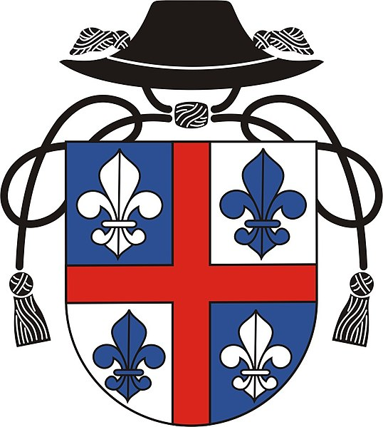Arms of Parish of Breznička