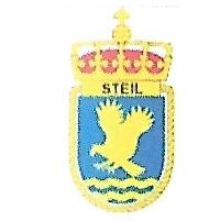 Coat of arms (crest) of the Fast Missile Boat KNM Steil, Norwegian Navy