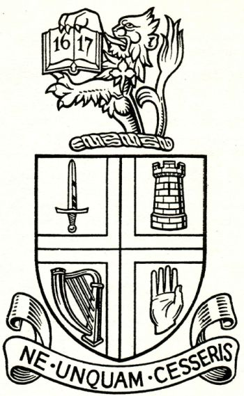 Coat of arms (crest) of Foyle College