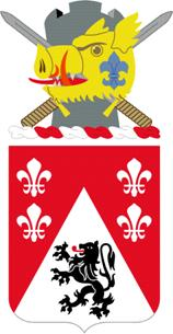 Coat of arms (crest) of the 249th Engineer Battalion, US Army