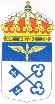Arms of 21st Wing Norrbotten Wing, Swedish Air Force