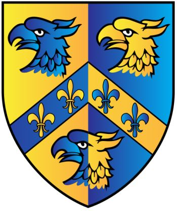Arms of Trinity College (Oxford University)