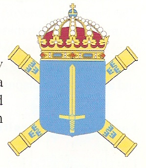 Coat of arms (crest) of the The Headquarters, Sweden