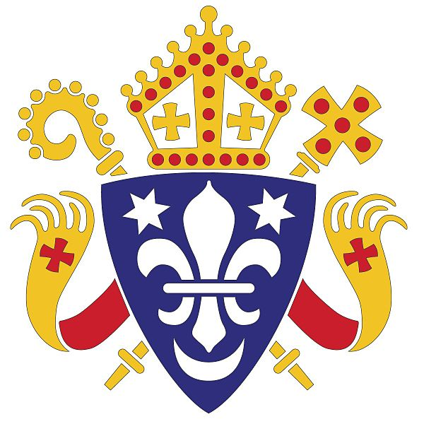 Arms (crest) of Catholic Bishops Conference of England and Wales