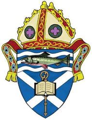 Arms of Diocese of Caledonia