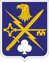 Coat of arms (crest) of the Special Troops Battalion, 1st Brigade, 101st Airborne Division, US Army