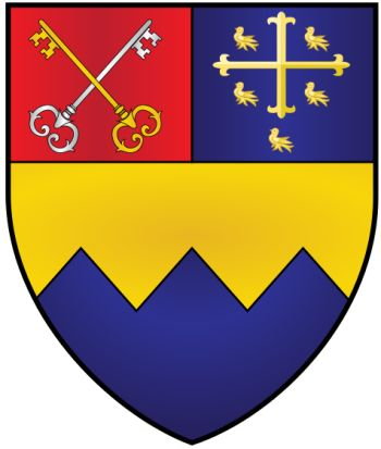 Arms of St Benet's Hall (Oxford University)