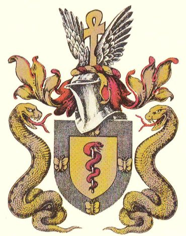Arms of Royal Medico Psychological Association