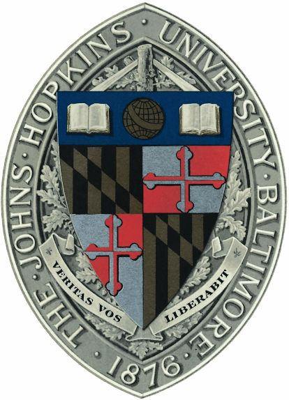 Arms (crest) of Johns Hopkins University