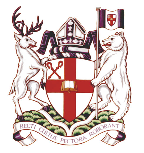 Coat of arms (crest) of Bishop's University