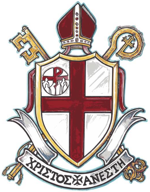 Arms (crest) of The Evangelical Anglican Church in America