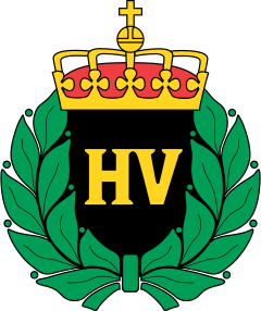 Coat of arms (crest) of the Home Guard, Norway