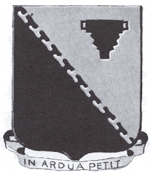Coat of arms (crest) of the 2nd Reconnaissance Group, USAAF