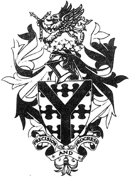 Arms of Pye