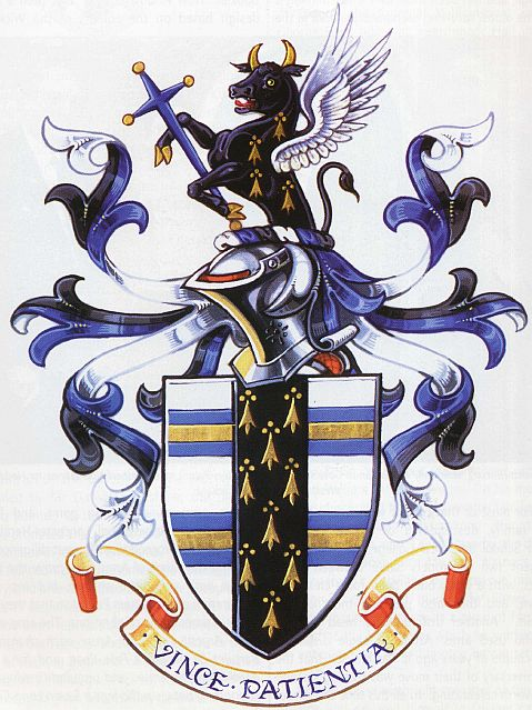 Coat of arms (crest) of Twyford School