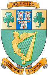 Arms of University College Dublin